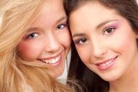 Өсвөр насны охидын арьс арчилгаа