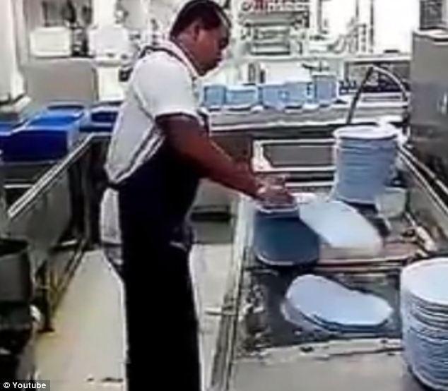 Дэлхийн хамгийн хурдан аяга угаагч /видео/