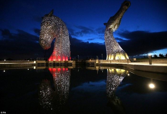 Шотландын морин шүтээн