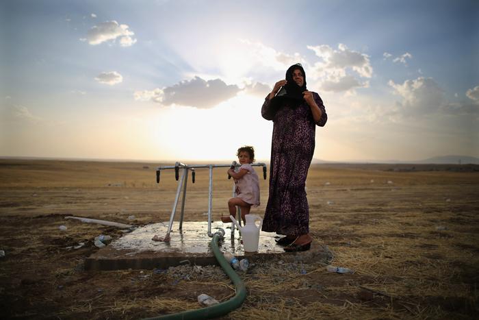 Дэлхийн дүрвэгсдийн өдөр 2014 /фото/