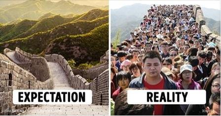 Дэлхийн гайхамшгуудын бодит байдал