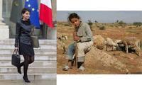 Мороккогийн хоньчин охин