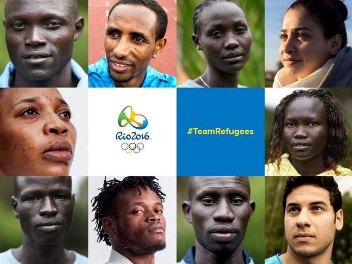 Рио-2016 Олимпийн наадамд оролцож буй дүрвэгч тамирчид гэж хэн бэ