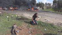 Сири зурагчин эр зориг гарган хүүхдийн амь аварчээ