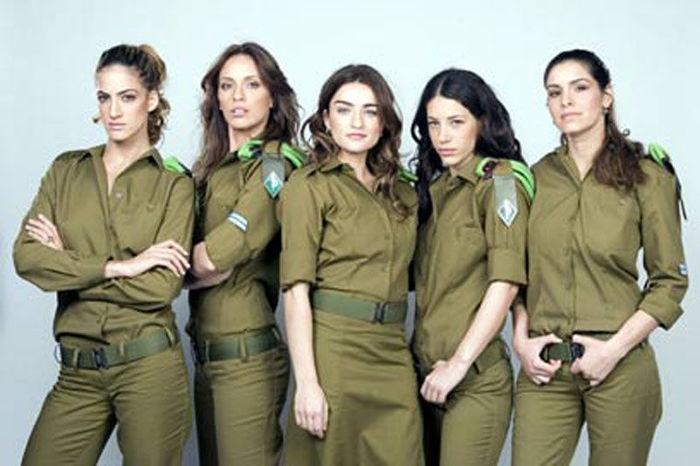 Израилын армийн гоо бүсгүйчүүд Инстаграмд гайхуулж байна /фото/
