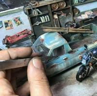 Автомашин сонирхогчдын гайхалтай цуглуулга .../Фото/