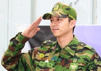 ФОТО: Солонгос одод цэрэгт байхдаа