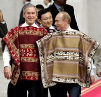 Дэлхийн удирдагчдын хөгжилтэй хувцаслалт