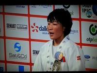 Дэлхийн аварга, Азийн наадмын аварга, МУГТ М. Уранцэцэг Абу Дабигийн Гранд Сламд түрүүлжээ