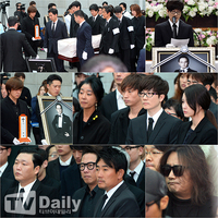 Солонгос улсын нэрт дуучин Шин Хе Чолнас баржээ