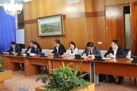 Улсын Их Хурлын гишүүн С.Ганбаатар Ажлын хэсгийн гишүүдтэй уулзав