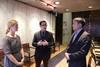 НИТХ дахь МАН-ын бүлгийн дарга Д.Амарбаясгалан Бостон хотын дахин төлөвлөлтийн асуудалтай танилцав