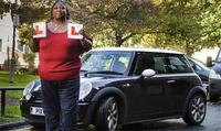 Сүмоч бүсгүй жолооны эрх авах эрхгүй