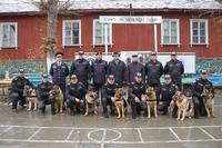 """Монголын цагдаад """"Нохой"""" 70 жил алба хаажээ"""