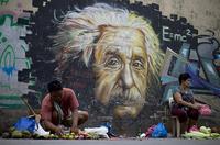 Гудамжны урлагийн өвөрмөц зургууд, бүтээлүүдээс