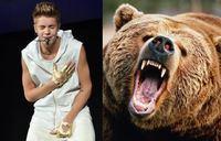Алдарт дуучин Justin Bieber нэгэн эрийг баавгайнаас аварчээ