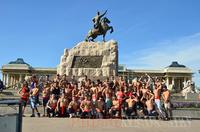 Монголын анхны Фитнесс парад амжилттай болж өндөрлөлөө