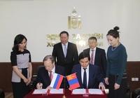 """Монгол-Оросын Хөгжлийн банкууд """"Үүргийн бичиг"""" байгууллаа"""