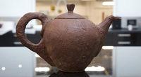 Шоколадаар хийсэн данханд цай буцалгаж болно