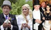 Ким Кардашианыг голсон 81 настай тэрбумтан 24-тэй бүсгүйтэй гэрлэв