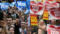 Шотландчууд тусгаар улс болсон тохиолдолд олон зүйлээсээ татгалзана