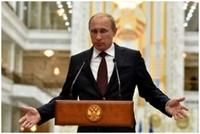 Орос улс өрнөдийн компаниудаар огтхон ч дутахгүй блохыг Путин анхааруулав
