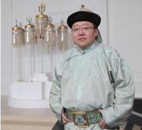 Монгол Улсын Ерөнхийлөгч Ц.Элбэгдорж монголчууд гурван саяулаа болсныг тохиолдуулан мялаалга өргөлөө