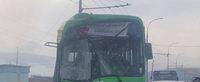 Автобусны жолооч хүн дайрч амь насанд нь хүрлээ