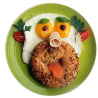 Хүүхдийнхээ хоолыг сонирхолтой аргаар бэлдээрэй