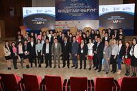 МОСАХ-оос санаачлан зохион байгуулсан монголын сэтгүүл зүйн анхдугаар форум/фото мэдээ/