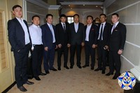 Дорнод аймгийн манлайлагч  100 залуу уулзлаа