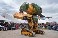 Америкчууд дайны робот бүтээжээ