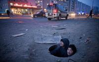 Зарим иргэд нь газар дор амьдардаг өнөөгийн 9 газрын нэг нь Монгол
