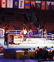 Сонирхогчдын боксын Ази тивийн аварга шалгаруулах тэмцээн