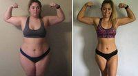 Америк бүсгүйн хоромхон хугацаанд 50 кг хассан нууц