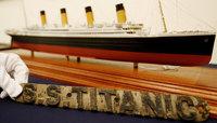"""""""Титаник""""-ийн шүүгээний түлхүүр 104 мянган доллараар зарагдав"""