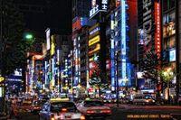 Улаанбаатар хот шөнийн гудамжтай болно