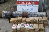 Ирландын эрэгт хар тамхитай торпед хөвөөд ирж
