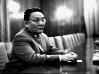 Ю.Цэдэнбал, Чжоу Энь-лай нарын уулзалтын НУУЦ ПРОТОКОЛ Засгийн газарт сэрүүлэг өгөв