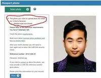 Ази залууд онигор нүдтэй гээд гадаад паспорт олгосонгүй