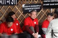 МАХН-ын өлсгөлөн зарлагчид Тусгаар тогтнолын талбай руу шилжив
