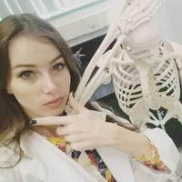 Косплей болох дуртай биологич бүсгүй