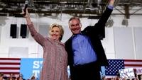 Х.Клинтон дэд ерөнхийлөгчид сенатч Кейнийг нэр дэвшүүлэхээр сонгожээ