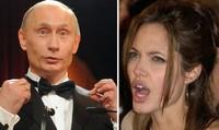 Путин Жолие-д гэрлэх санал тавьсан гэв үү?