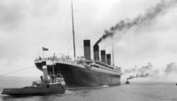 """""""Титаник"""" дээр бичигдсэн сүүлчийн захидлыг дуудлага худалдаанд оруулна"""