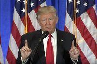 Трампыг огцруулах ажил өрнүүлж эхэлжээ