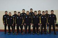 Монголын эрэгтэй баг Польшийг зорилоо