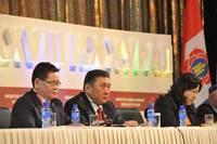 МАН-ын XXVIII Их хурал намын дүрэм, мөрийн хөтөлбөрөө баталлаа