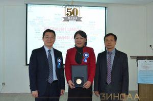 Монгол эрдэмтэн дэлхийн шилдэг зохион бүтээгчээр шалгарлаа