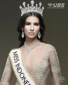 """""""World Miss"""" 2017 тэмцээнд Индонез орныг төлөөлөн оролцож байгаа мисс Achintya Nilsen"""
